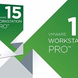 VMware Workstation 15 Pro for Windows
